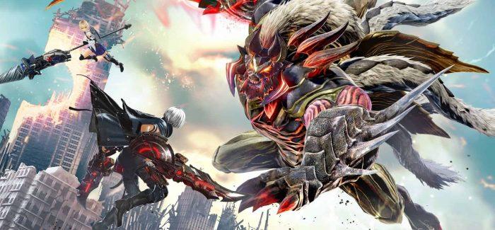 Novo trailer de God Eater 3 tem foco no Multiplayer