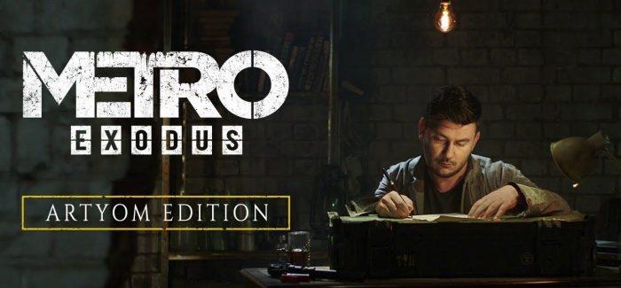 Deep Silver anuncia edição especial e raríssima de Metro Exodus