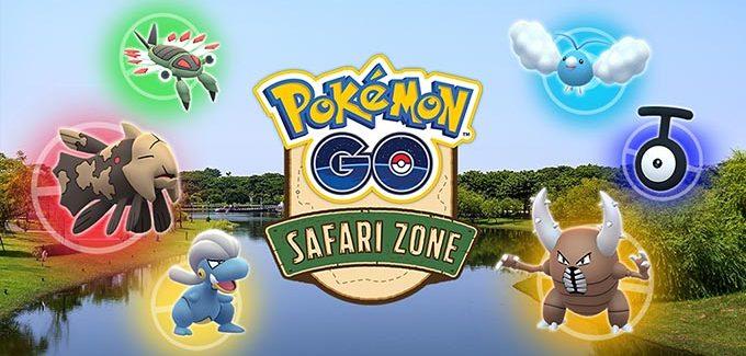 Pokémon GO Zona de Safári em Porto Alegre – RS