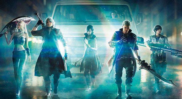 Confira o novo trailer de Devil May Cry 5 em parceria com o músico HYDE