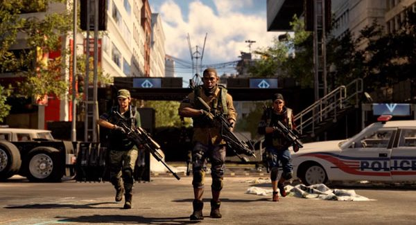 The Division 2 'Endgame' trailer