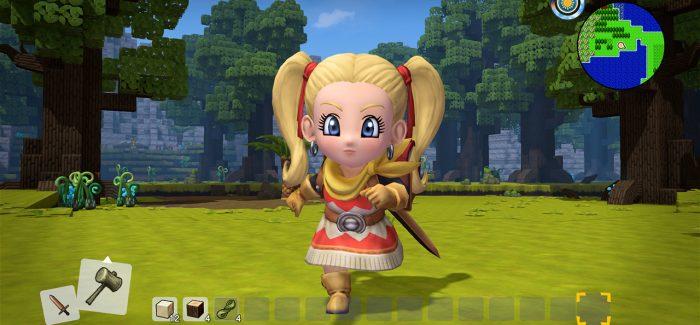 Dragon Quest Builders 2 será lançado dia 12 de Julho