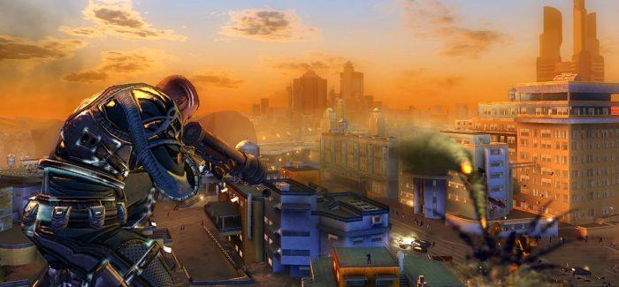 Crackdown agora é gratuito no Xbox One