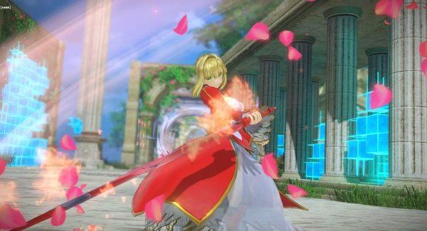 Fate/Extella Link será lançado dia 19 de Março nas Americas