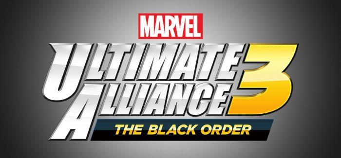 Marvel Ultimate Alliance 3: The Black Order será lançado nesse inverno