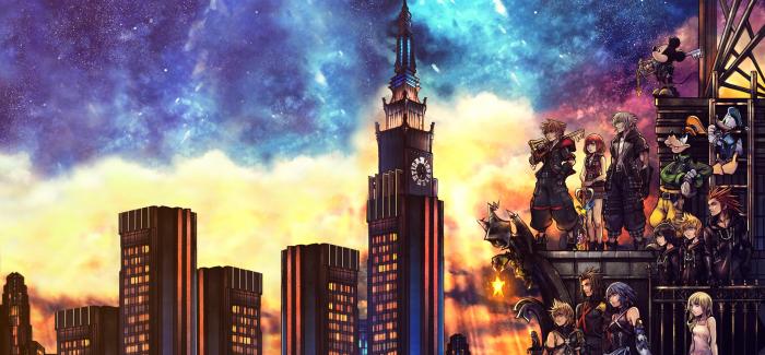 Tetsuya Nomura confirma grande DLC para Kingdom Hearts III e um Critical Mode