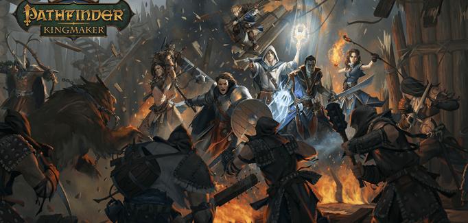 Pathfinder: Kingmaker DLC Varnhold's Lot chega em 28 de Fevereiro