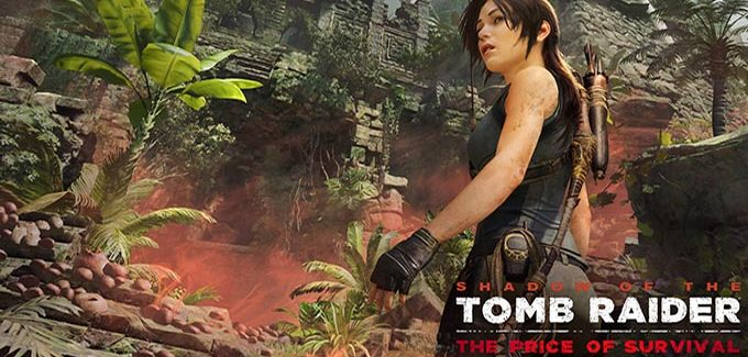 Shadow of the Tomb Raider: The Price of Survival, novo DLC já está disponível