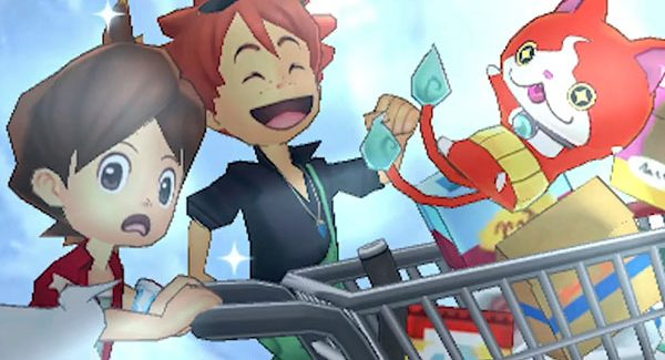 Yo-kai Watch 3 'The Story So Far' trailer