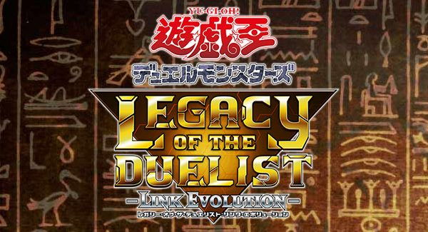Yu-Gi-Oh! Legacy of the Duelist: Link Evolution anunciado para Switch