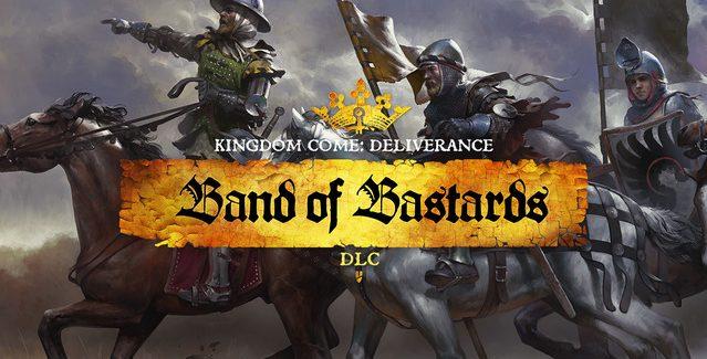 Kingdom Come Deliverance recebe novo DLC Band of Bastards