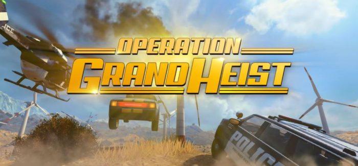 Operação Grande Assalto chega ao Call of Duty: Black Ops 4