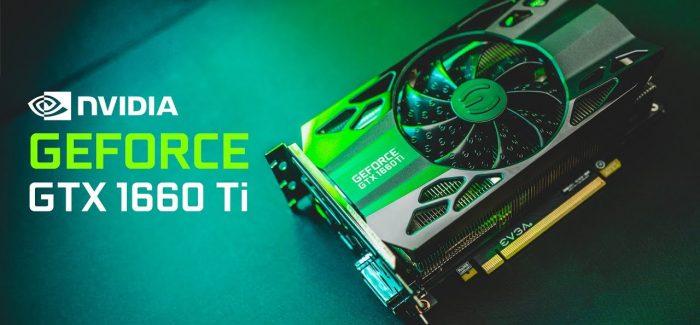 NVIDIA lança a nova GPU GeForce GTX 1660 Ti