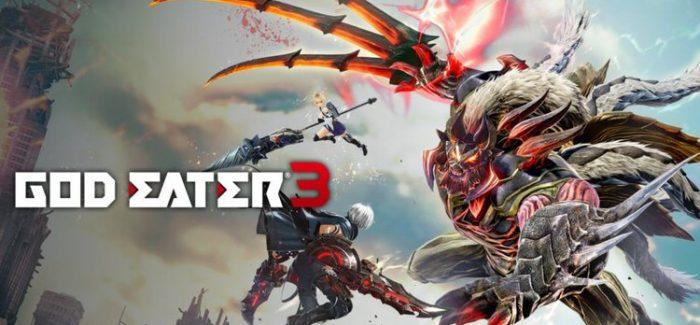 God Eater 3 – Análise