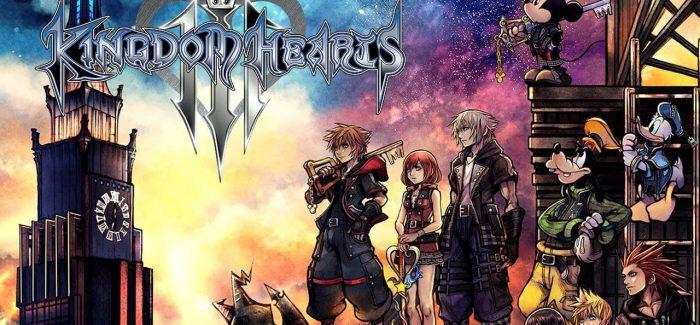 Kingdom Hearts III – Análise