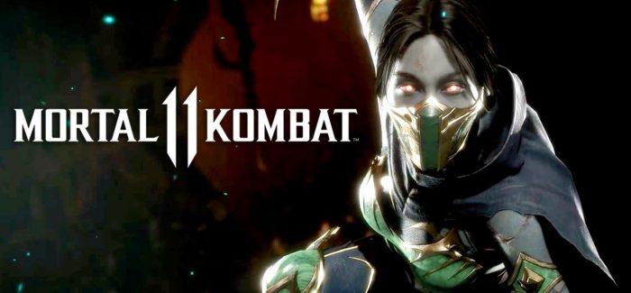 Trilha sonora de Mortal Kombat 11 está disponível via lojas digitais e plataformas de streaming