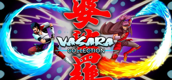 VASARA Collection ganhará versão física para Switch, PS4 e PS Vita