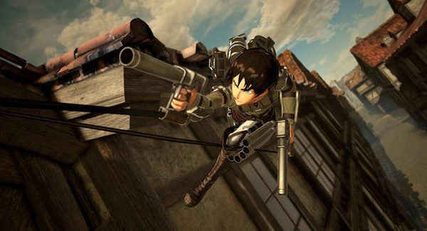 Attack on Titan 2: Final Battle anunciado para PS4, Xbox One, PC e Switch