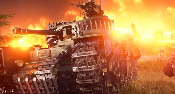 Battlefield V 'Firestorm' ganha trailer de gameplay