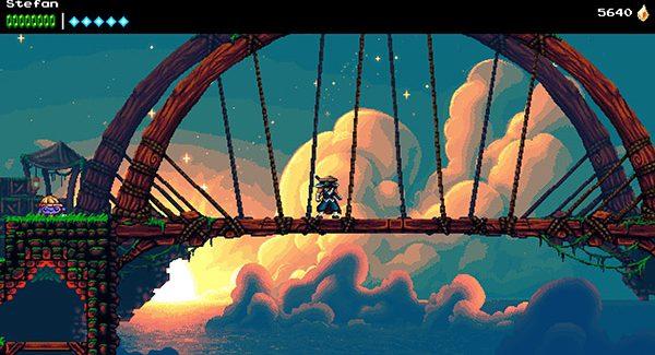 The Messenger será lançado para PlayStation 4 em 19 de Março