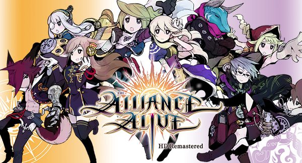 The Alliance Alive HD Remastered chegará ao ocidente nesta Primavera