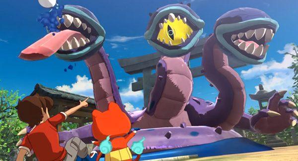 Yo-Kai Watch 4 será lançado dia 6 de Junho no Japão