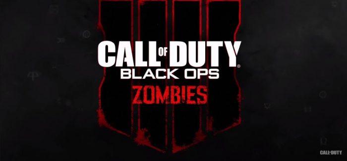 """Novo mapa para o Modo Zumbi de Black Ops 4, """"ANCIENT EVIL"""" chega dia 26 de março"""