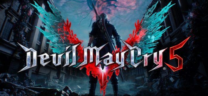 O Palácio Sangrento está chegando em Devil May Cry 5 gratuitamente no dia 1° de abril