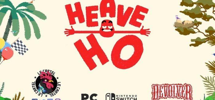 Devolver Digital anuncia novo indie Heave Ho