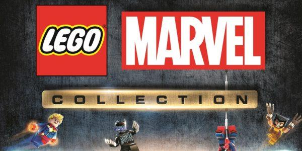 WB Games e TT Games lançam LEGO Marvel Collection