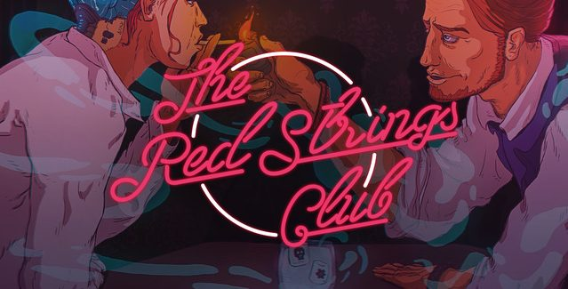 The Red Strings Club chega ao Nintendo Switch