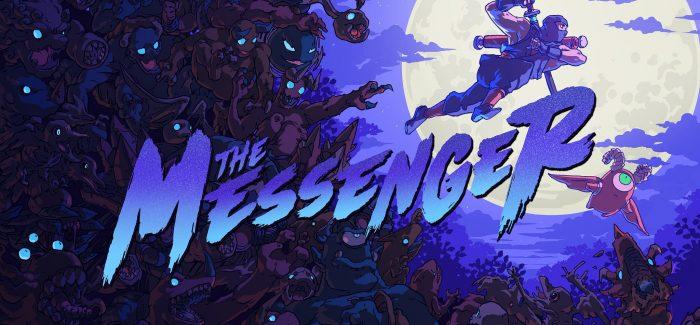 The Messenger já disponível no PlayStation 4