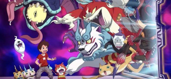 Yo-Kai Watch 4 recebe um novo trailer