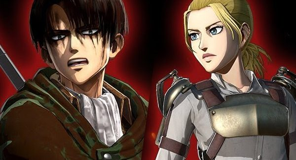 Attack on Titan 2: Final Battle 'Anti-Personnel Omni Directional Mobility Gear' vídeos de gameplay