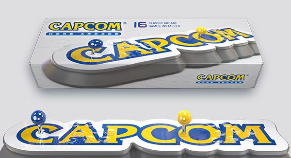 Capcom Home Arcade plug-and-play anunciado