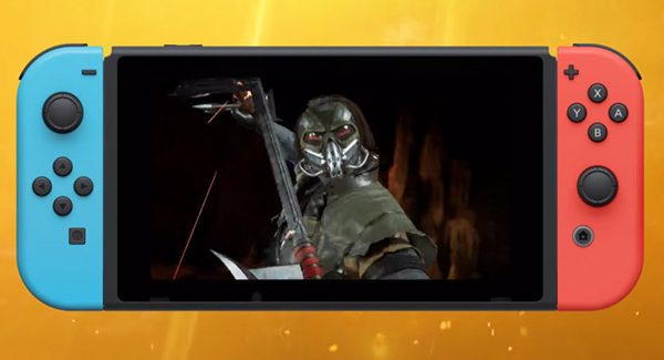 Mortal Kombat 11 Switch gameplay trailer