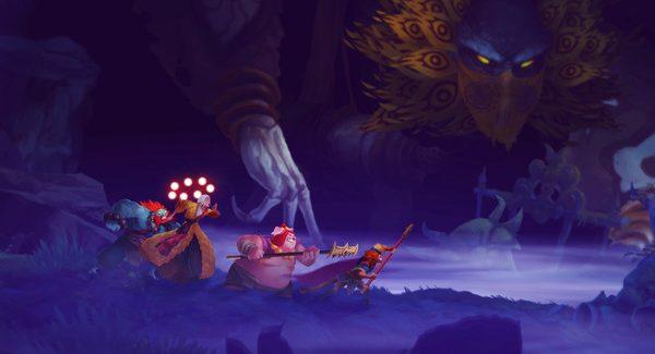 Unruly Heroes para PlayStation 4 será lançado neste outono
