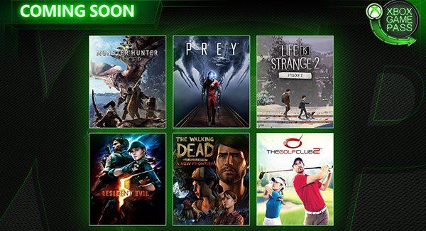 Confira os novos títulos que estarão no Xbox Game Pass em Abril