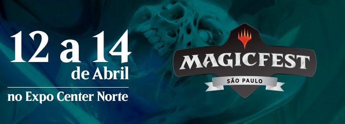Maior festival de Magic: The Gathering da América Latina acontece nesse fim de semana em São Paulo