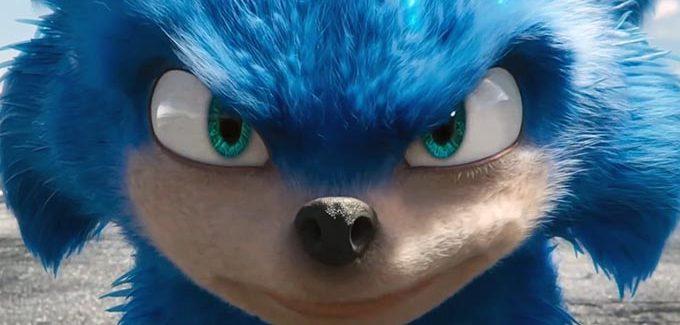 Sonic O Filme – Assista o primeiro Trailer Oficial