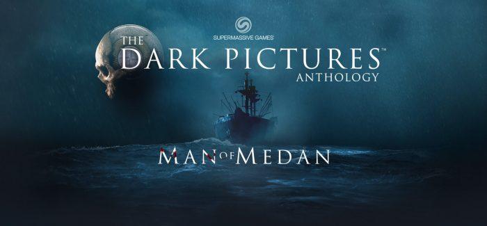 The Dark Pictures Anthology: Man of Medan Lança promoção com passe de amigo gratuito