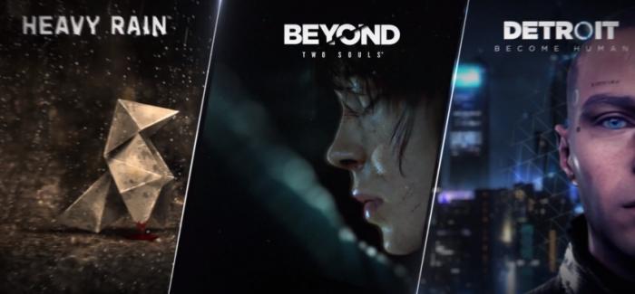 Jogos da Quantic Dream para PC recebem um trailer