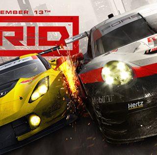 GRID é anunciado para PS4, Xbox One e PC