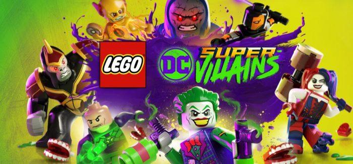 LEGO DC Super-Villains: Nova fase e pacote de personagens de Justiça Jovem já estão disponíveis
