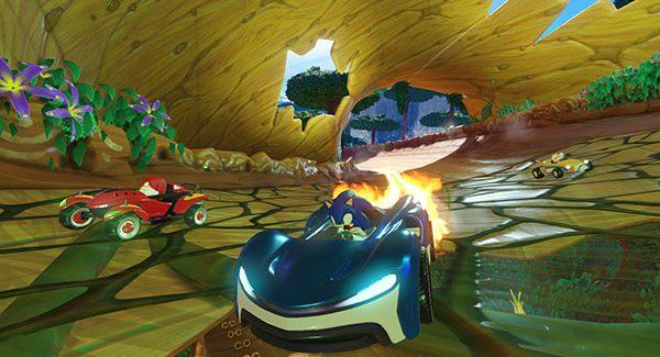 Confira o trailer de lançamento de Team Sonic Racing