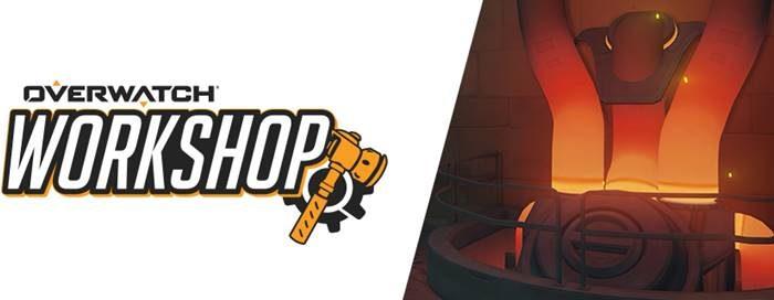 Ferramenta de criação de jogos já está disponível em Overwatch