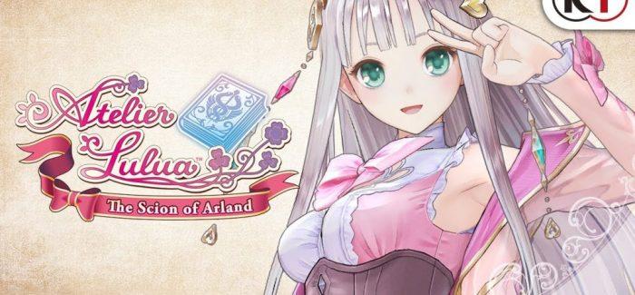 Atelier Lulua: The Scion of Arland – Análise