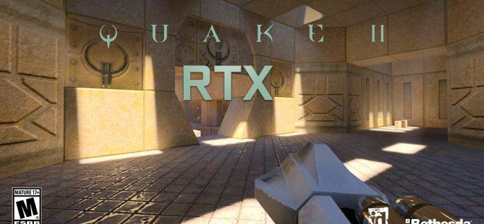 Quake II RTX reinventa o clássico dos PCs com gráficos em Ray Tracing