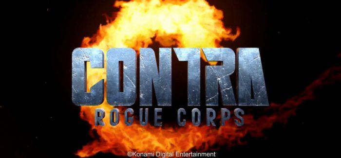 Novo Contra: Rogue Corps chega para consoles e PC em 24 de setembro