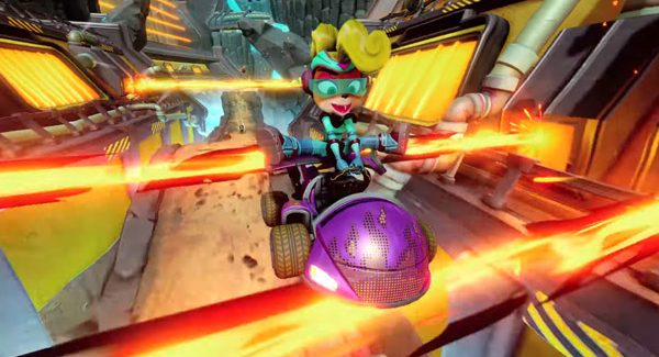 Confira o trailer de lançamento de Crash Team Racing Nitro-Fueled